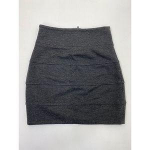 Talula Women's Mini Skirts Gray Size 2